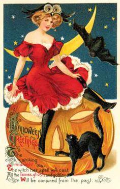 Victorian Halloween :)