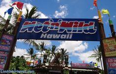 Wet 'n' Wild Hawaii, Oahu, Hawaii, LookIntoHawaii.com