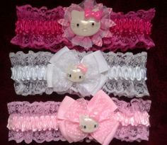 Adorable Hello Kitty Headband for baby toddler Hello Kitty Kids hair accessories $2.99