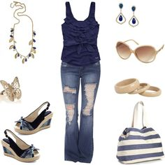 """""""Pretty Everyday"""" by shirell on Polyvore"""