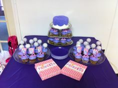 Sofia the first birthday party.