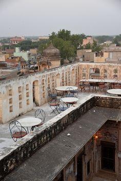 Mandawa Haveli, Mandawa, Shekhawati, Rajasthan - Hotel Review