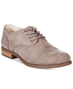 7e140b892b4 White Mountain Saint Tailored Lace-Up Oxfords Women Oxford Shoes