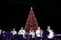 CIDADE: Árvore de Natal é atração nas celebrações de final...