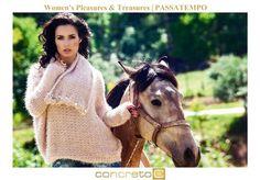 WOMEN'S Pleasures & Treasures: Ganha 1 peça de roupa CONCRETO