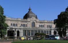 Estación Retiro ferrocarril Mitre, Ciudad Autónoma de Buenos Aires.