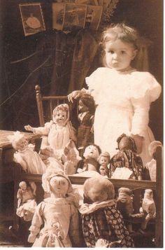 dawne dziecięce zabawy, zabawki XIX wiek, lalki, blog historia, blog historyczny