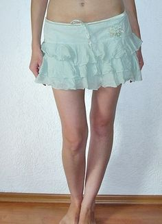 Kaufe meinen Artikel bei #Kleiderkreisel http://www.kleiderkreisel.de/damenmode/minirocke/47759454-faltenrockchen-von-abercrombiefitch