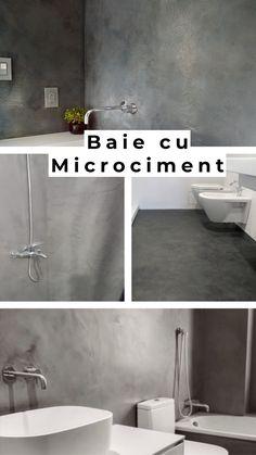🌀… fara senzatia accentuata de inghesuiala prin rosturi si imbinari ⠀⠀  #microciment Bathtub, Modern, Standing Bath, Bathtubs, Trendy Tree, Bath Tube, Bath Tub, Tub, Bath