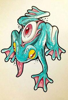 Trippy art ideas artists 37 ideas for 2020 Trippy Drawings, Art Drawings, Weird Drawings, Desenho New School, Posca Art, Graffiti Characters, Hippie Art, Arte Horror, Character Design