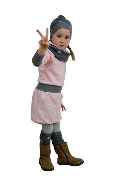 Design: Sterne rosa - Sterne grau Beanies, Hipster, Design, Fashion, Pink, Sterne, Grey, Curve Dresses, Moda