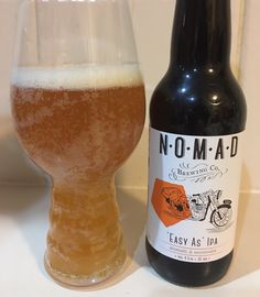 Easy as IPA - Nomad Brewing