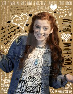 Izzy | My Mad Fat Diary by LiaCavasotto.deviantart.com on @DeviantArt