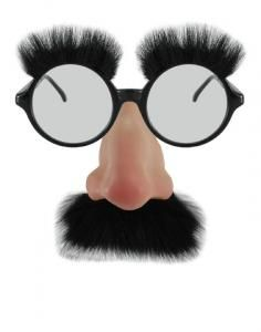a5a4a6e302 Disguise yourself this Halloween wearing these costume glasses