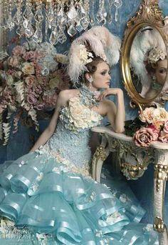 Keeppy :: Exotic Wedding Dresses