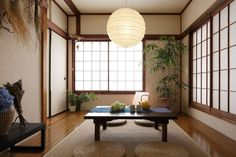 Sophisticated Japanese Dining Table Suggestions - DIY Home Design Japanese Living Room Design Ideas, Living Room Japanese Style, Japanese House, Japanese Design, Japanese Dining Table, Modern Dining Table, Dining Tables, Japanese Furniture, Japanese Interior