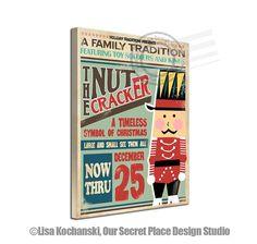 Hey, I found this really awesome Etsy listing at https://www.etsy.com/listing/249610889/nutcracker-canvas-art-nutcracker-wall