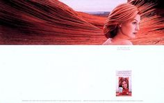 """Hair Colouring Products: """"ROCK"""" Print Ad  by Tbwa\"""