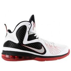 Nike Lebron 9 Mens Basketball Shoes 469764-100 « Clothing Impulse