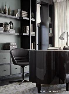 Moody Office \\ Ferris Rafauli | Architecture by Ferris Rafauli