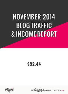 How do you make money with your blog? See all the behind-the-scenes stats of my FIRST month monetizing, and get tips on what it (realistically) takes to earn an income online.