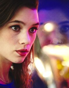 http://lovelyabf.tumblr.com/ Astrid Berges-Frisbey. Ph: Antonin Guidicci.