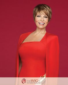Relax with the knowledge that you look absolutely ravishing, with the Serene wig by Raquel Welch. This contemporary update to the classic pixie cut is all at once flirty and fun. The all-over layers a