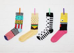 evrythingis:    lazyoaf:    This is what you've been waiting for your whole life - Lazy Oaf's very own range of socks just in time for Christmas!    tears