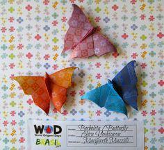 WOD - Origami 8    . Finalidade: Comemorar os Dias Mundiais do Origami (WOD).   . De 24 de outubro até o dia 11 de novembro/2014   . Atividade proposta por Isa Klein: http://diagramascia.blogspot.com.br/  .Objetivo:  dobrar 1 origami por dia, até o último dia da comemoração, conforme instrução.        http://diagramascia.blogspot.com.br/2014/10/comemorando-os-dias-mundiais-do-origami.html