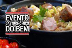 Feijão Tropeiro do Bem - http://chefsdecozinha.com.br/super/noticias-de-gastronomia/feijao-tropeiro-do-bem/ - #ElzinhaNunes, #FeijãoTropeiro, #Superchefs