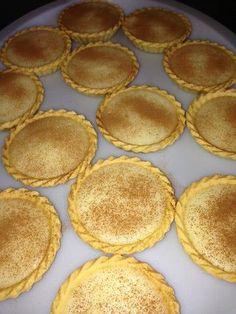 Tried and tested Milktart recipe originally from South AFrica Custard Recipes, Tart Recipes, Cookie Recipes, Dessert Recipes, Melktert Recipe, African Dessert, English Desserts, Milk Tart, Homemade Pastries