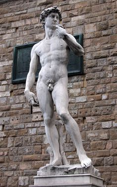 David, finished in 1408 - DONATELLO vero nome Donato di Niccolò di Betto Bardi (Firenze, 1386 – Firenze, 13 dicembre 1466) #TuscanyAgriturismoGiratola