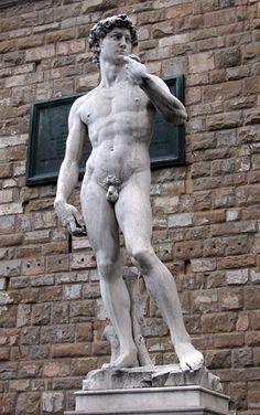 David, finished in 1408 - DONATELLO vero nome Donato di Niccolò di Betto Bardi (Firenze, 1386 – Firenze, 13 dicembre 1466) #TuscanyAgriturismoGiratola