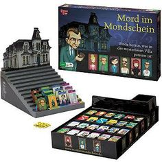 07333 University #Games, Mord In Mondschein. 3415pcs € 6.00