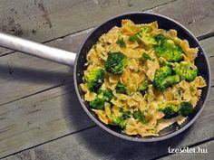 A világ leggyorsabb tésztaétele, ráadásul még vegetáriánus is. Kell ennél több? Sprouts, Broccoli, Risotto, Vegetables, Ethnic Recipes, Food, Essen, Vegetable Recipes, Meals