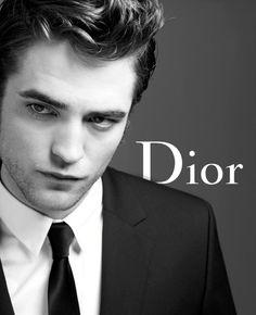 Robert Pattinson Dior Campaign