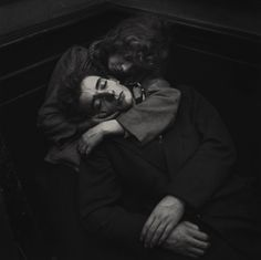 """In the arms of love"" Paris, Saint Germain des Prés, 1950 by Ed van der Elsken, Vintage Photography, Street Photography, Art Photography, Photography Couples, Underwater Photography, Digital Photography, Wedding Photography, Photo D Art, Foto Art"