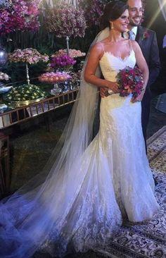 vestido de noiva pronovias - casamento pronovias