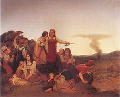 Blenda is the heroine of a Swedish legend (Blendasägnen) from Småland. Blenda led the rural women of Värend in an attack on a pillaging Danish army and annihilated the invaders.