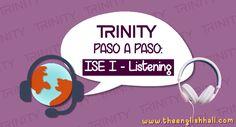 Trinity Paso a Paso: Listening de Trinity ISE I   The English Hall