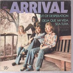 ARRIVAL, OUT OF DESPERATION.  CBS 1971