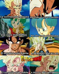 No lo c :v Sad Anime, Kawaii Anime, Manga Anime, Dragon Z, Dragon Ball Gt, Dbz Memes, Funny Memes, Pokemon, Dragon Images