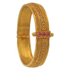 Antique Gold Jewellery of India