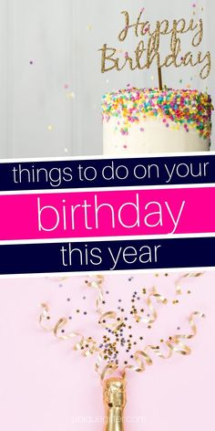 20 Best Things to Do On Your Birthday - Unique Gifter Birthday Gifts For Boys, Personalized Birthday Gifts, Birthday Presents, It's Your Birthday, Birthday Cards, All Gifts, Best Gifts, Creative Gifts, Unique Gifts
