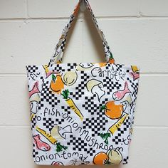 Reusable Grocery Shopping Bag-Chef Print Carry On Bag, Shopping Bag, Reusable Tote Bags, Clutches, Hand Luggage, Carry On Luggage, Shopping Bags