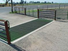 Cattle Guards offer effective and convenient livestock control