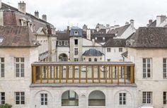 Réhabilitation de la DRAC de Bourgogne