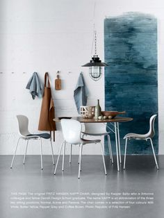 Grey! + deep blue.......