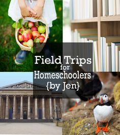 Looking for some awesome field trip ideas? Check out this incredible article by Jen over at HECOA! :)