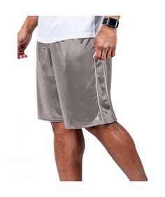 9acdcd97c797 Champion CH411 Men s Contrast-Pieced Short Mens Activewear